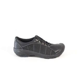 Keen Womens Presidio Leather Shoes Comfort Walking